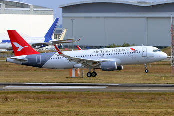 F-WWIH -  Airbus A320