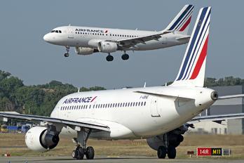F-GRHE - Air France Airbus A319