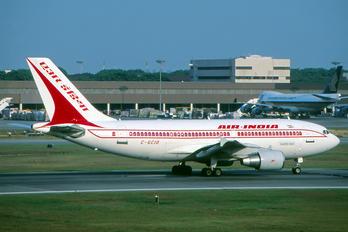 C-GCIO - Air India Airbus A310
