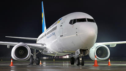 UR-PSG - Ukraine International Airlines Boeing 737-800
