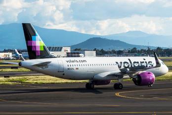 N532VL - Volaris Airbus A320 NEO