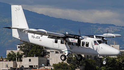 TG-JCA - Aero Ruta Maya de Havilland Canada DHC-6 Twin Otter