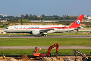 B-304U - Sichuan Airlines  Airbus A350-900