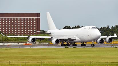 N404KZ - Atlas Air Boeing 747-400F, ERF