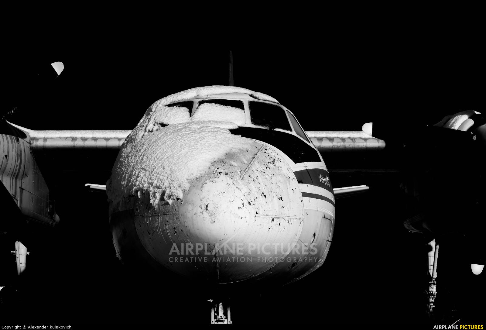 Belavia EW-47291 aircraft at Minsk Intl