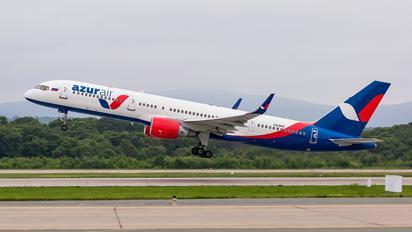 VQ-BKF - AzurAir Boeing 757-200WL
