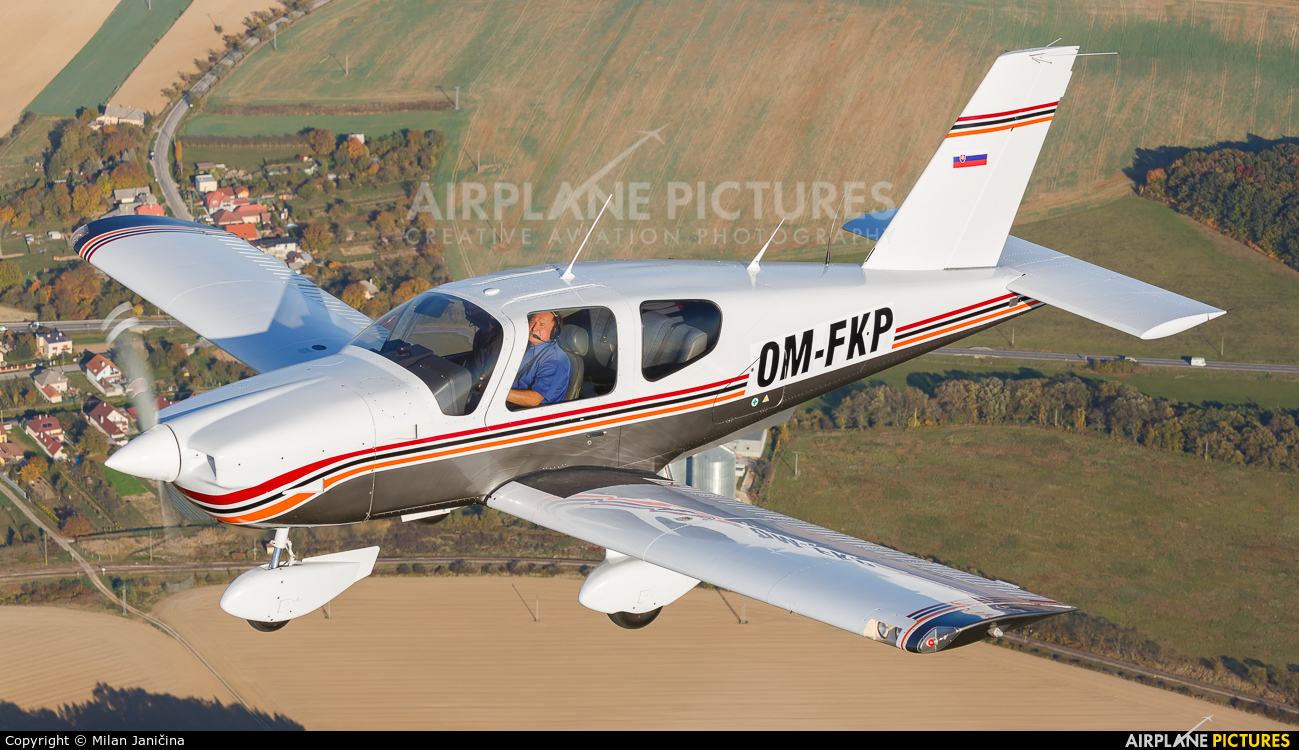Private OM-FKP aircraft at In Flight - Slovakia