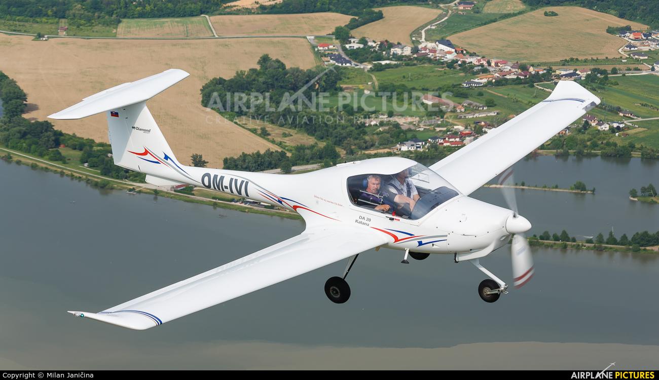 JetAge OM-IVI aircraft at In Flight - Slovakia
