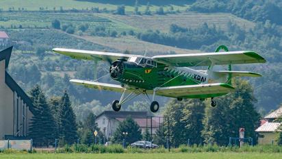 SP-AOF - Aeroklub Krakowski Antonov An-2