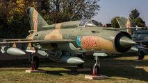 9309 - Hungary - Air Force Mikoyan-Gurevich MiG-21MF aircraft