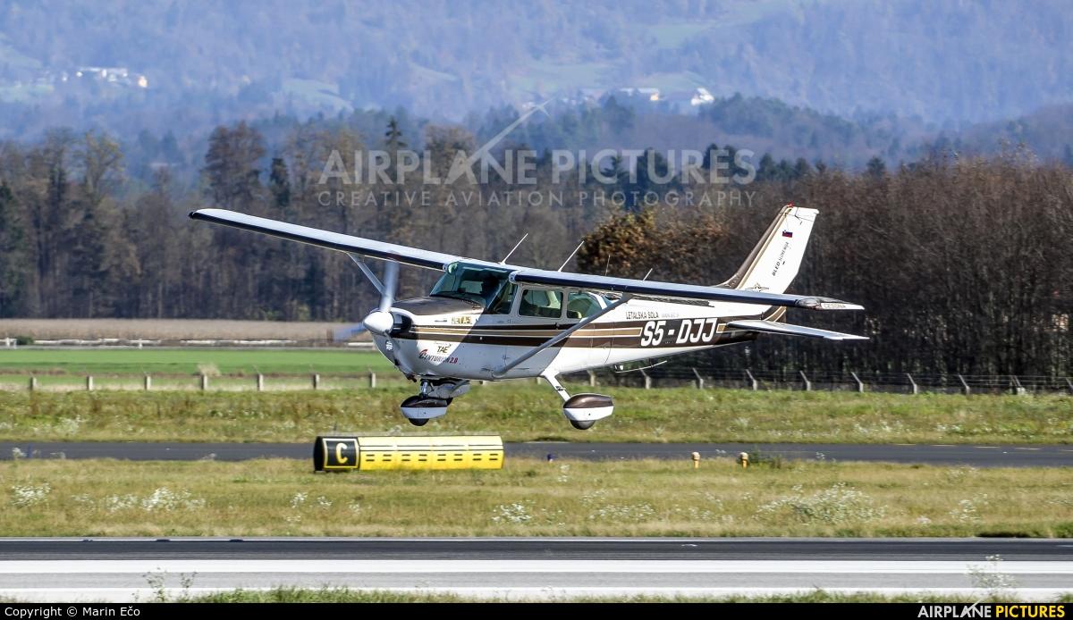 Aeroklub ALC Lesce S5-DJJ aircraft at Ljubljana - Brnik