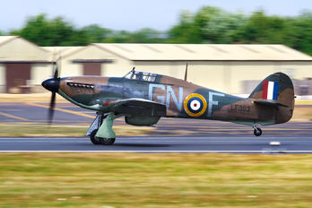 "LF363 - Royal Air Force ""Battle of Britain Memorial Flight"" Hawker Hurricane Mk.IIc"