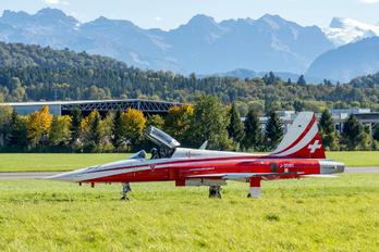 J-3080 - Switzerland - Air Force:  Patrouille de Suisse Northrop F-5E Tiger II