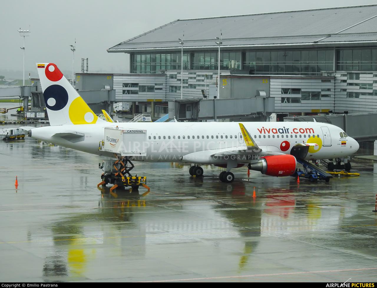 Viva Air HK-5276 aircraft at Bogotá - Eldorado Intl