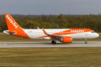 G-UZGH - easyJet Airbus A320 NEO