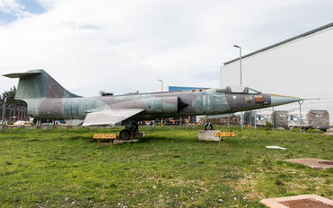 MM6920 - Italy - Air Force Lockheed F-104S ASA Starfighter
