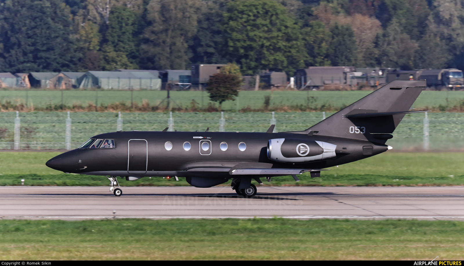 Norway - Royal Norwegian Air Force 053 aircraft at Ostrava Mošnov