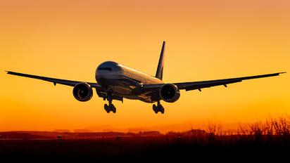 JA789A - ANA - All Nippon Airways Boeing 777-300ER