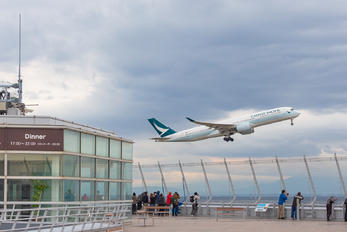 B-LRC - Cathay Pacific Airbus A350-900