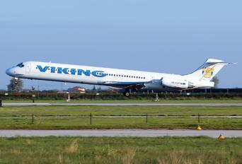 SE-RDE - Viking Airlines McDonnell Douglas MD-83