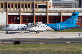 HB-ALR - Zimex Aviation ATR 72 (all models)