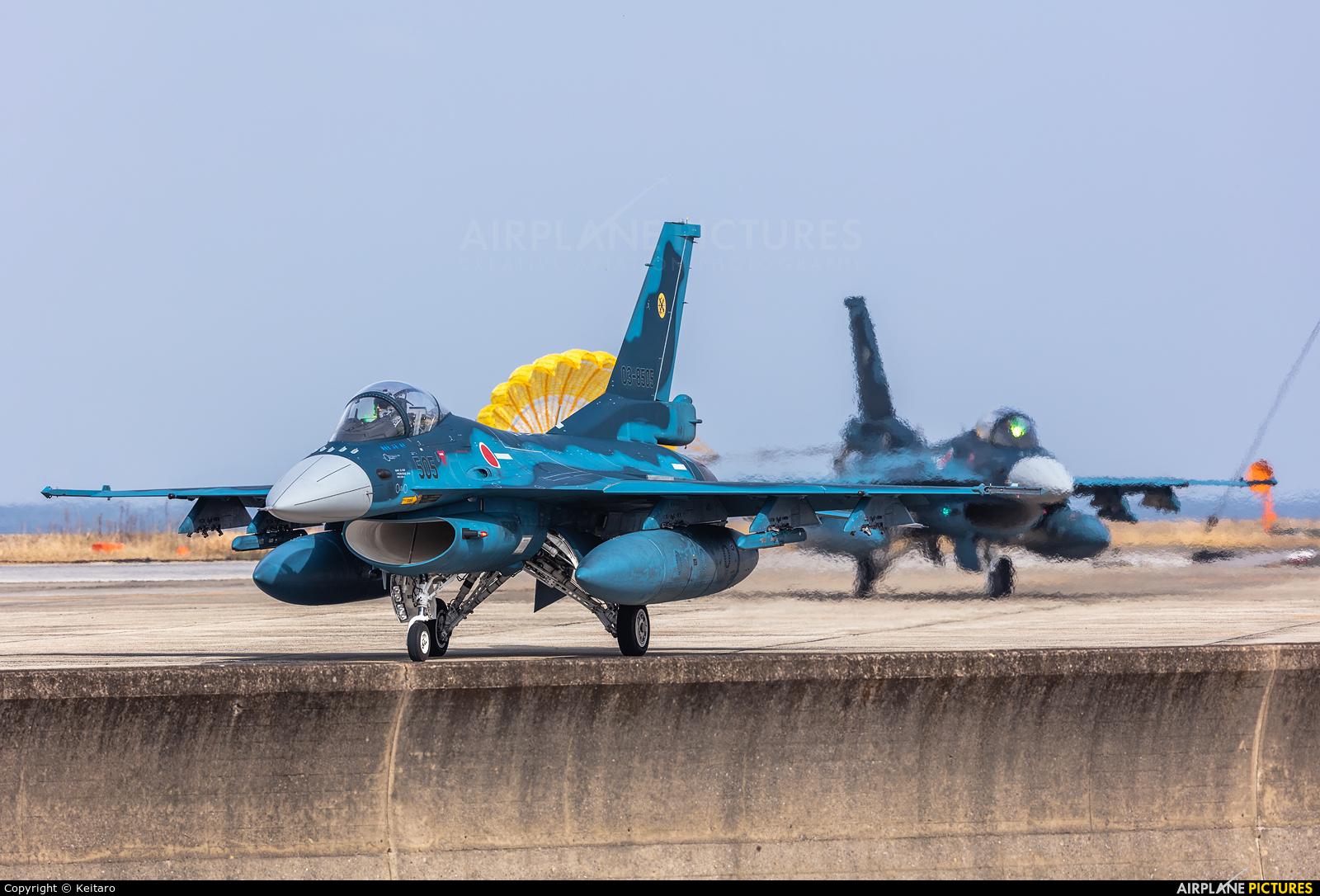Japan - Air Self Defence Force 03-8505 aircraft at Tsuiki AB
