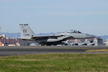 83-0049 - USA - Air Force McDonnell Douglas F-15D Eagle
