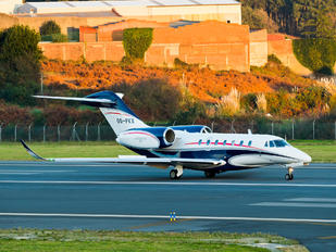 OO-PKX - Air Service Liege Cessna 750 Citation X