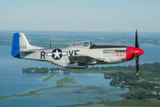 NL151CF - Private North American P-51D Mustang aircraft