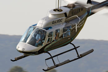 G-LVDC - Private Bell 206L Longranger