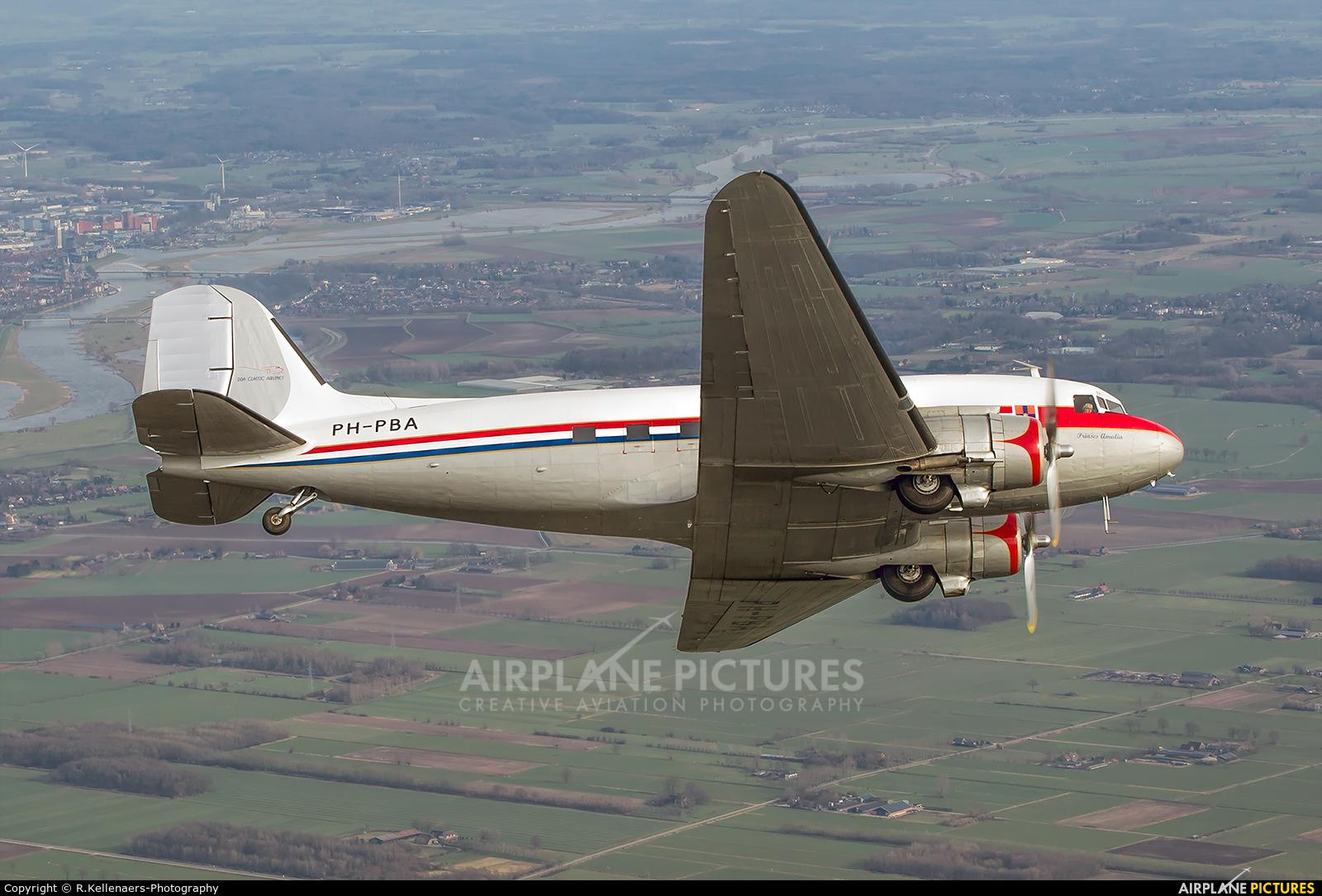 DDA Classic Airlines PH-PBA aircraft at In Flight - Netherlands