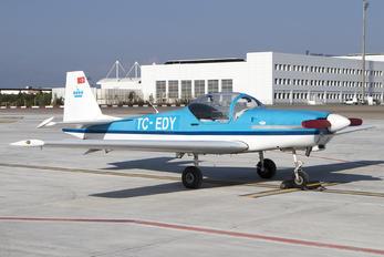 TC-EDY - KLM Aeroclub Slingsby T.67A Firefly