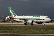 EI-IMW - Alitalia Airbus A319 aircraft