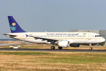 HZ-ASE - Saudi Arabian Airlines Airbus A320