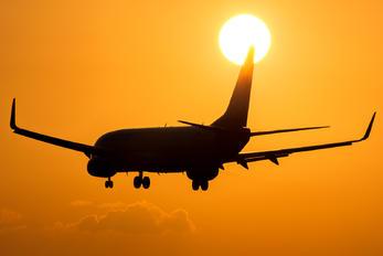 TC-SOB - SunExpress Boeing 737-800