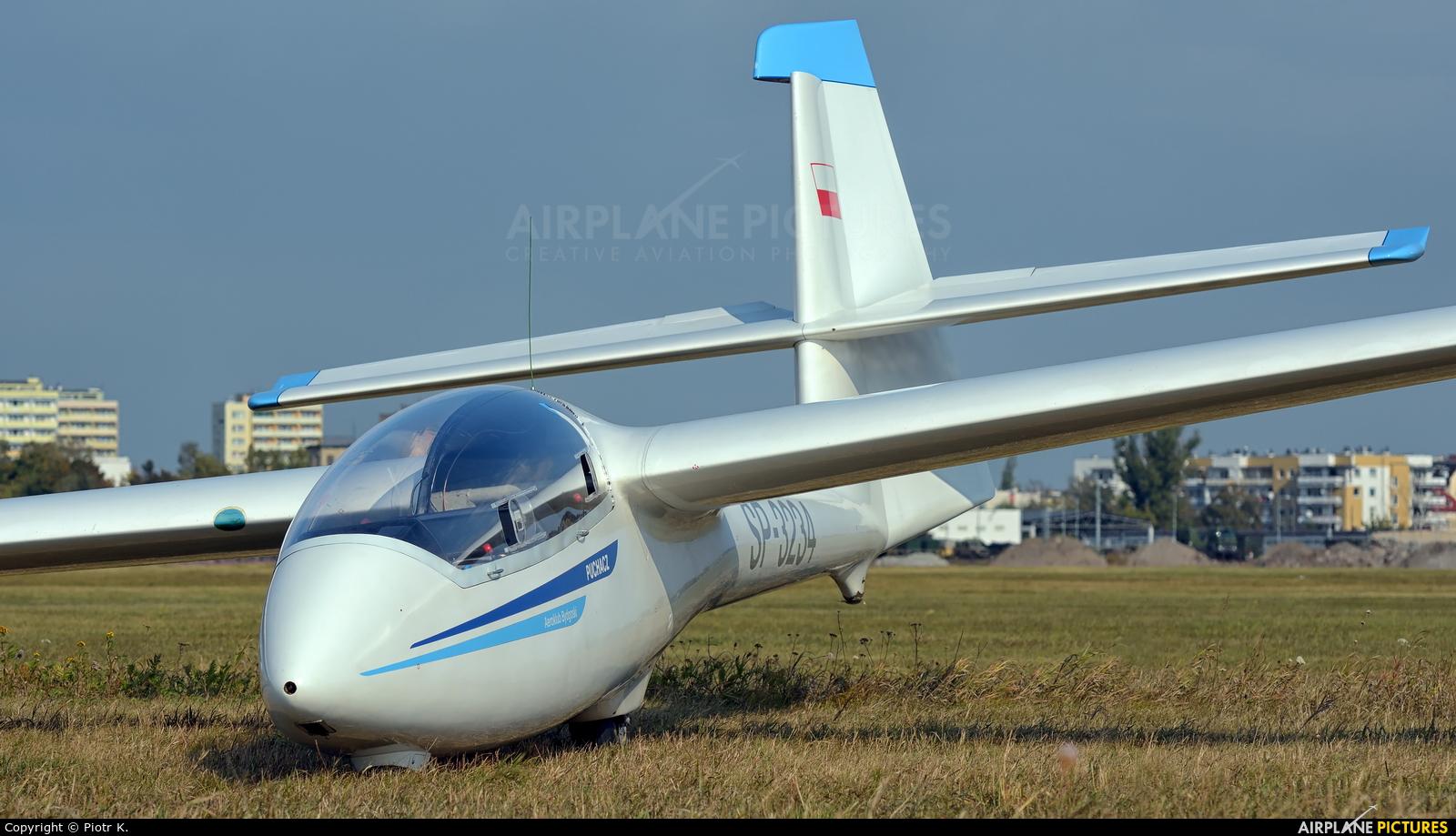 Aeroklub Bydgoski 3234 aircraft at Bydgoszcz - Szwederowo