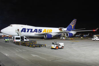 N409MC - Atlas Air Boeing 747-400F, ERF