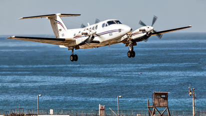 856 - Israel - Defence Force Beechcraft 200 King Air