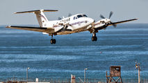 856 - Israel - Defence Force Beechcraft 200 King Air aircraft