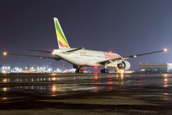 ET-ANR - Ethiopian Airlines Boeing 777-200LR