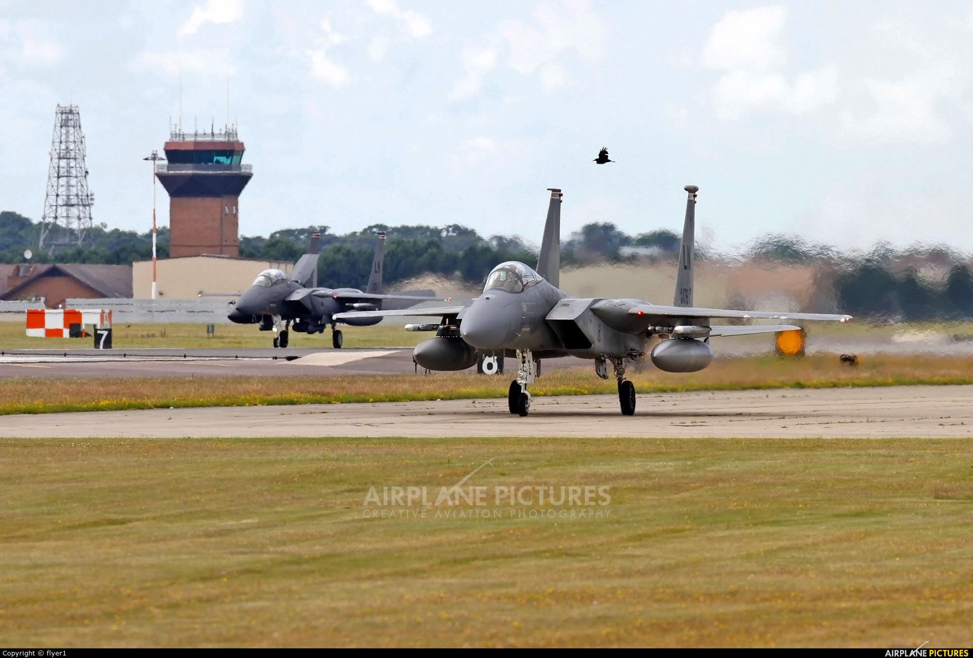 USA - Air Force 86-0176 aircraft at Lakenheath
