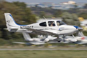 N759GT - Private Cirrus SR-22 -GTS