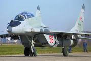 "56 - Russia - Air Force ""Strizhi"" Mikoyan-Gurevich MiG-29UB aircraft"