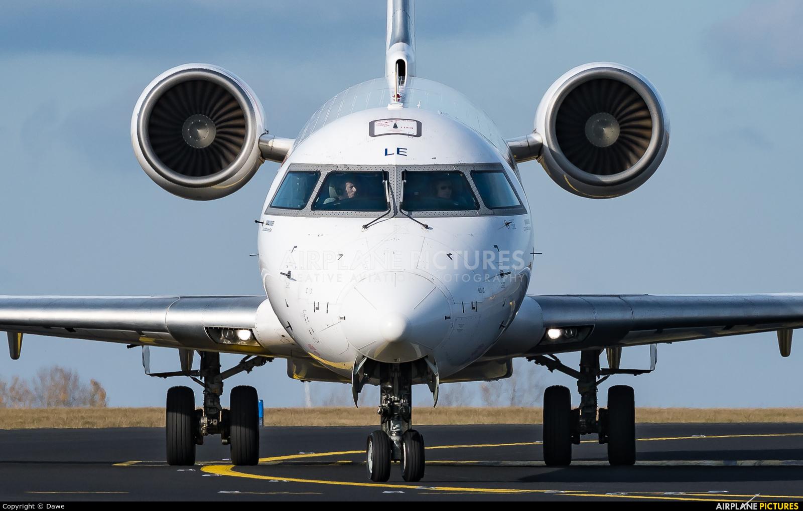 Air France - Hop! F-HMLE aircraft at Prague - Václav Havel