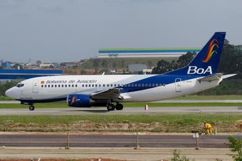 CP2640 - Boliviana de Aviación - BoA Boeing 737-300