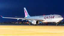 A7-AFY - Qatar Airways Cargo Airbus A330-200F aircraft