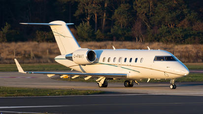 C-FNVT - Private Bombardier Challenger 605