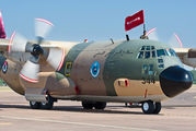 344 - Jordan - Air Force Lockheed C-130H Hercules aircraft