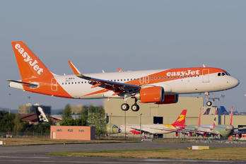 F-WWDN - easyJet Airbus A320 NEO