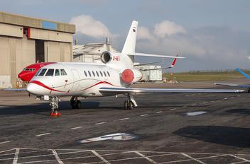 D-BETI - Private Dassault Falcon 50